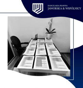 Dziś podwójny sukces! Sądy w Warszawie i w Krakowie ogłosiły kolejne upadłości naszych Klientów